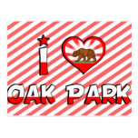 Oak Park, CA Postal