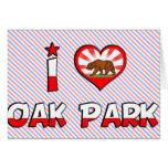 Oak Park, CA Tarjeton