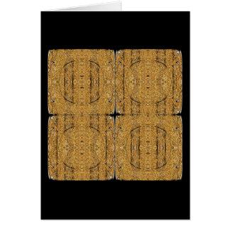 Oak Pattern Card