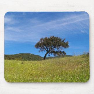 Oak(Quercus Suber) Mouse Pad