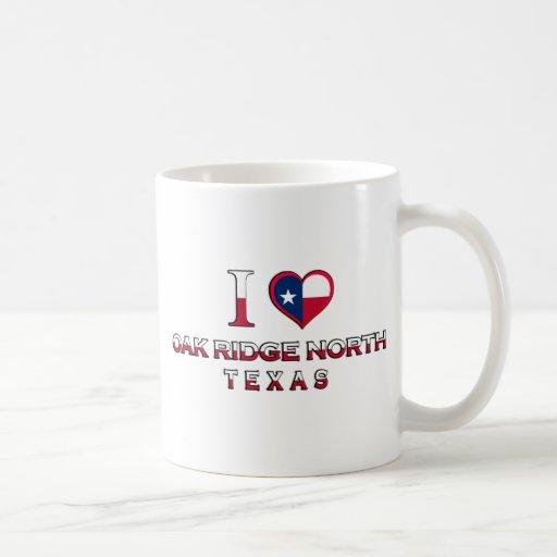 Oak Ridge North, Texas Mugs