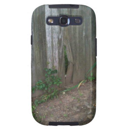 Oak Root vs. Fence Slat - Pick the winner! Samsung Galaxy S3 Cases