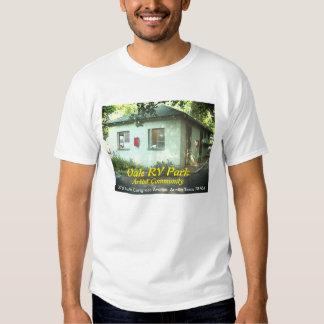 Oak RV Park T-shirt EDL071215007