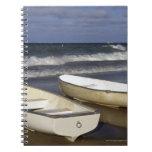 Oak Street Beach, Beach, Lakeshore, Lake Spiral Notebooks