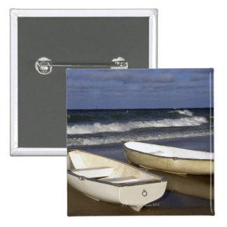 Oak Street Beach, Beach, Lakeshore, Lake Pinback Button
