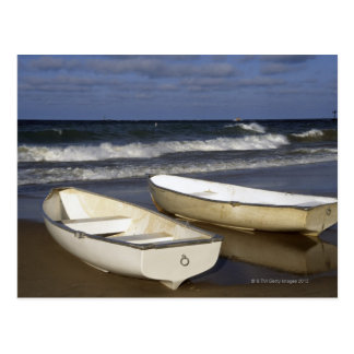 Oak Street Beach, Beach, Lakeshore, Lake Postcard