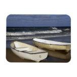 Oak Street Beach, Beach, Lakeshore, Lake Rectangular Magnets