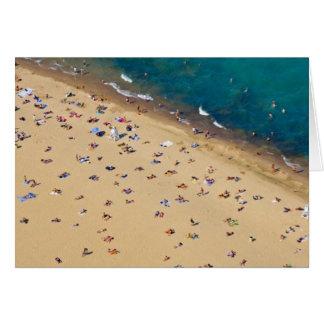 Oak Street Beach Card