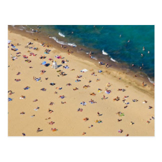 Oak Street Beach Postcard