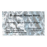 Oak tree bark blue tint background texture business card templates