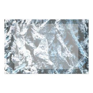 Oak tree bark blue tint background texture stationery