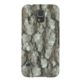 Oak Tree Bark Real Wood Camo Nature Camouflage Galaxy S5 Cover