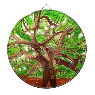 Oak Tree Dartboard