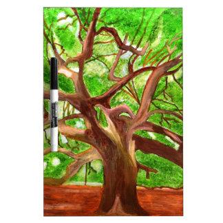 Oak Tree Dry Erase Board