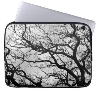 Oak Tree Landscape Laptop Sleeve