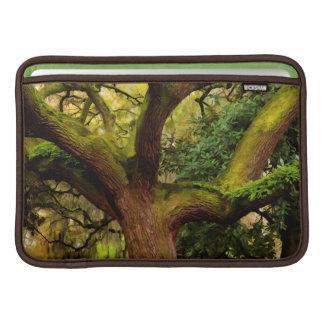 Oak tree MacBook air sleeve