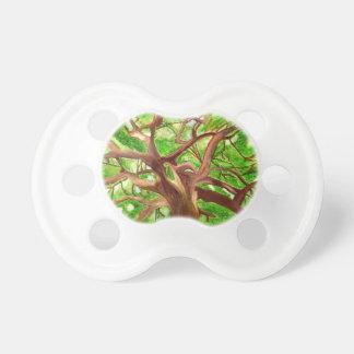 Oak Tree Pacifiers