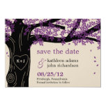 Oak Tree Save The Date Card Personalized Invites