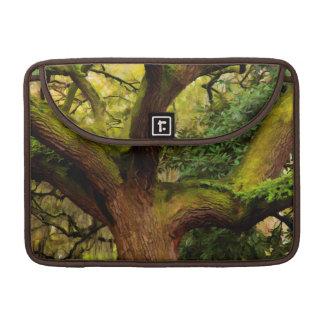 Oak tree sleeve for MacBook pro
