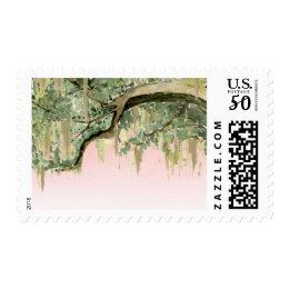 Oak Tree Stamp
