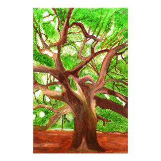Oak Tree Stationery