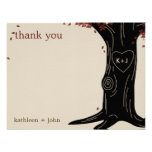 Oak Tree Thank You Card Personalized Announcements