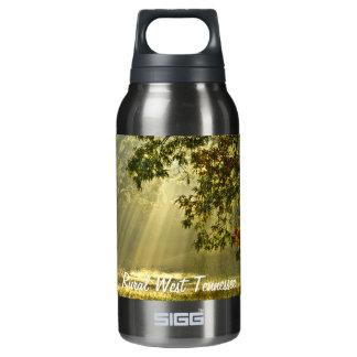 Oak Tree with Morning Sunbeams Insulated Water Bottle
