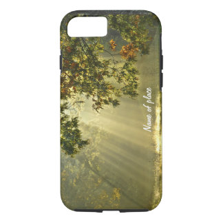 Oak Tree with Morning Sunbeams iPhone 8/7 Case