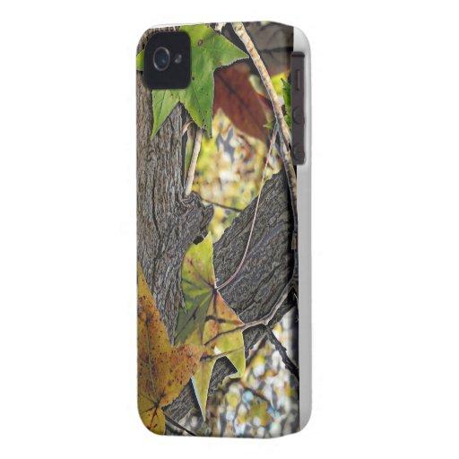 Oak Tree Woodland Case-Mate iPhone 4 Cases