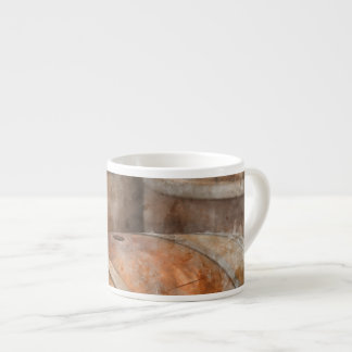 Oak Wine Barrel Espresso Cup