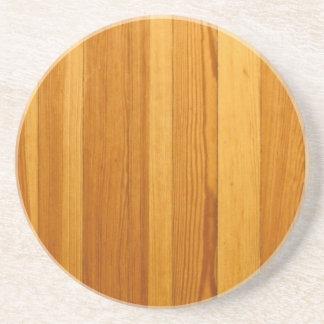 Oak Wood Beverage Coaster