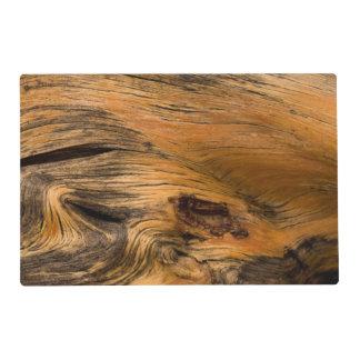 Oak Wood Placemats