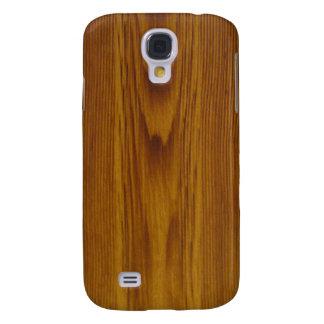 oak woodgrain samsung galaxy s4 cases