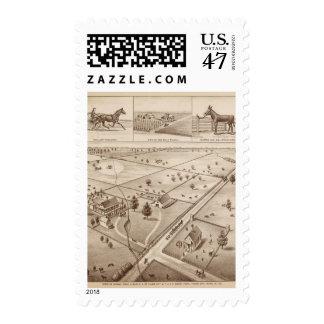 Oakdale Ranch Postage