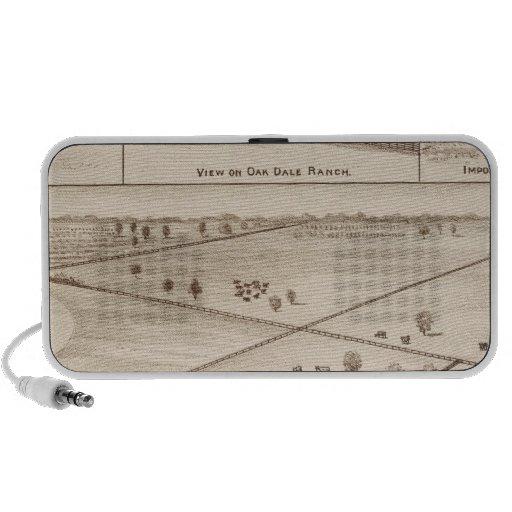 Oakdale Ranch Portable Speaker