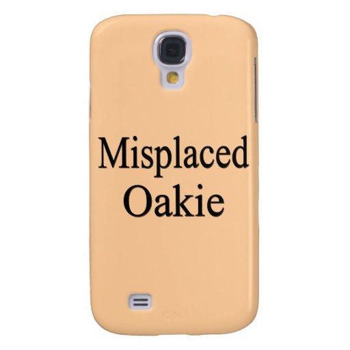 Oakie equivocado