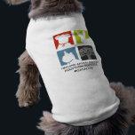 "Oakland Animal Services Dog Shirt- OASALUM T-Shirt<br><div class=""desc"">Show off your dog&#39;s adoption pride by buying her a sleek dog shirt hot off the runways!</div>"