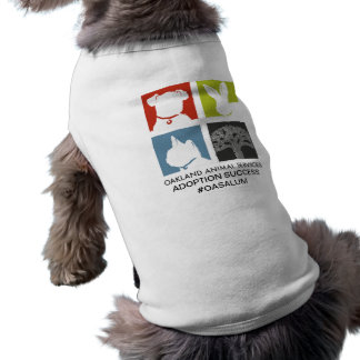 Oakland Animal Services Dog Shirt- OASALUM T-Shirt