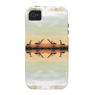 Oakland AT-ATs Cargo Cranes iPhone 4 Cover