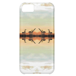 Oakland AT-ATs Cargo Cranes Cover For iPhone 5C