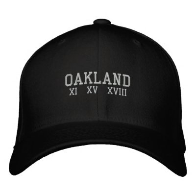 Oakland Baseball Cap