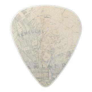 Oakland, Berkeley, Alameda Acetal Guitar Pick