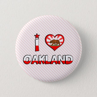 Oakland, CA Button