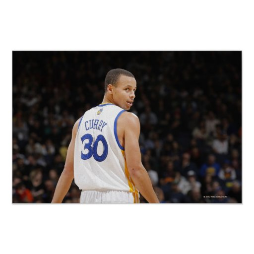 OAKLAND, CA - FEBRUARY 12: Stephen Curry #30 of Poster