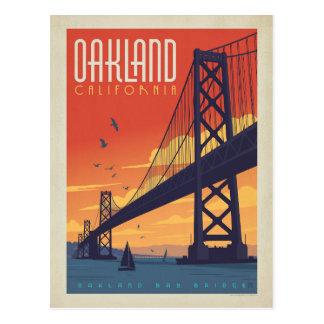 Oakland, CA Postcard