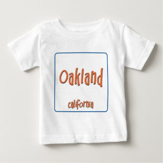 Oakland California BlueBox Baby T-Shirt