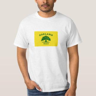 Oakland, California Flag T-Shirt
