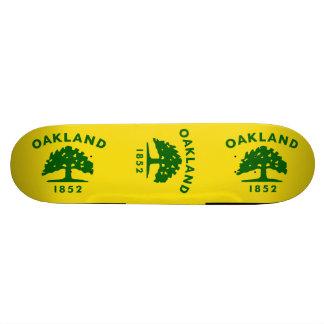 "Oakland, California Patineta 8 1/8"""