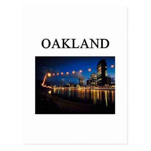 OAKLAND california Postcards