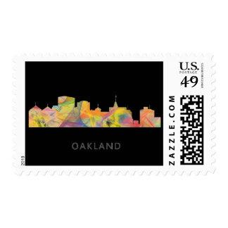 OAKLAND, CALIFORNIA SKYLINE WB1 - POSTAGE